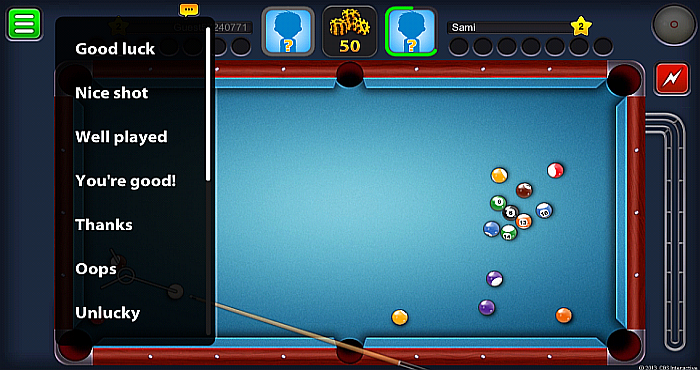 How To Play 8 Ball Pool in iOS 10